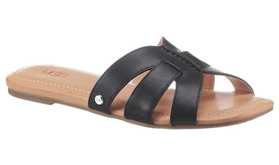 UGG Pantolette »Teague«, mit gepolsterter Innensohle kaufen