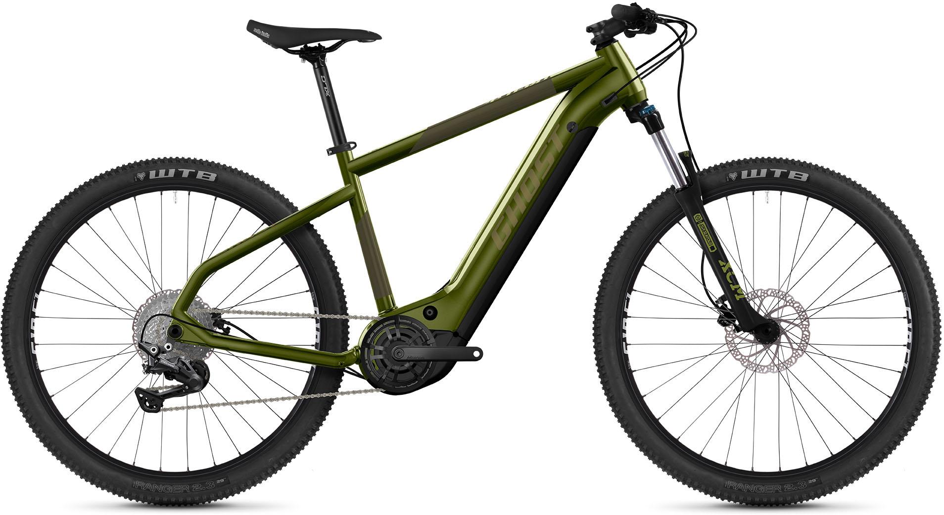 Ghost E-Bike E-Teru Universal 29, 10 Gang, Shimano, Deore RD-M4120, Mittelmotor 250 W