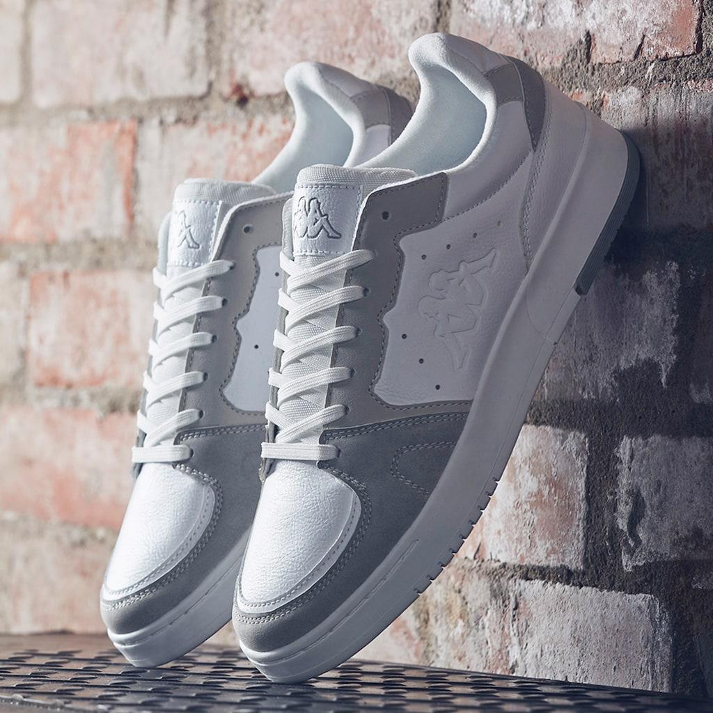 Kappa Sneaker »ALBI«, in authentischem Retro Design<br />