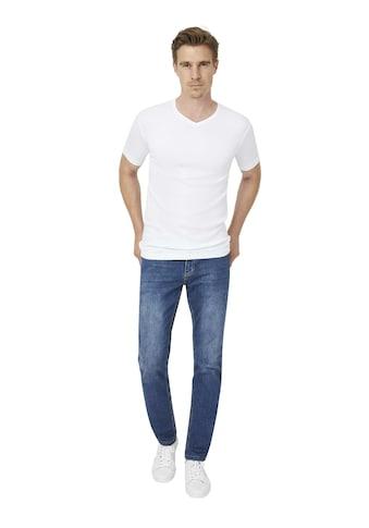 Daniel Hechter Doppelpack T - Shirt V - Ausschnitt Modern - fit kaufen