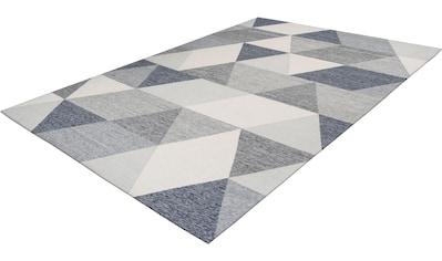 calo-deluxe Teppich »Rico 405«, rechteckig, 10 mm Höhe, In- und Outdoor geeignet,... kaufen