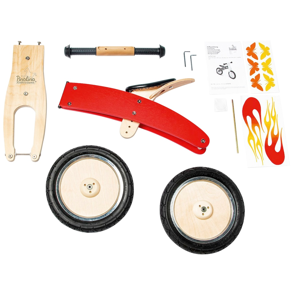 Pinolino® Laufrad »Jojo«, für Kinder von 3-5 Jahren