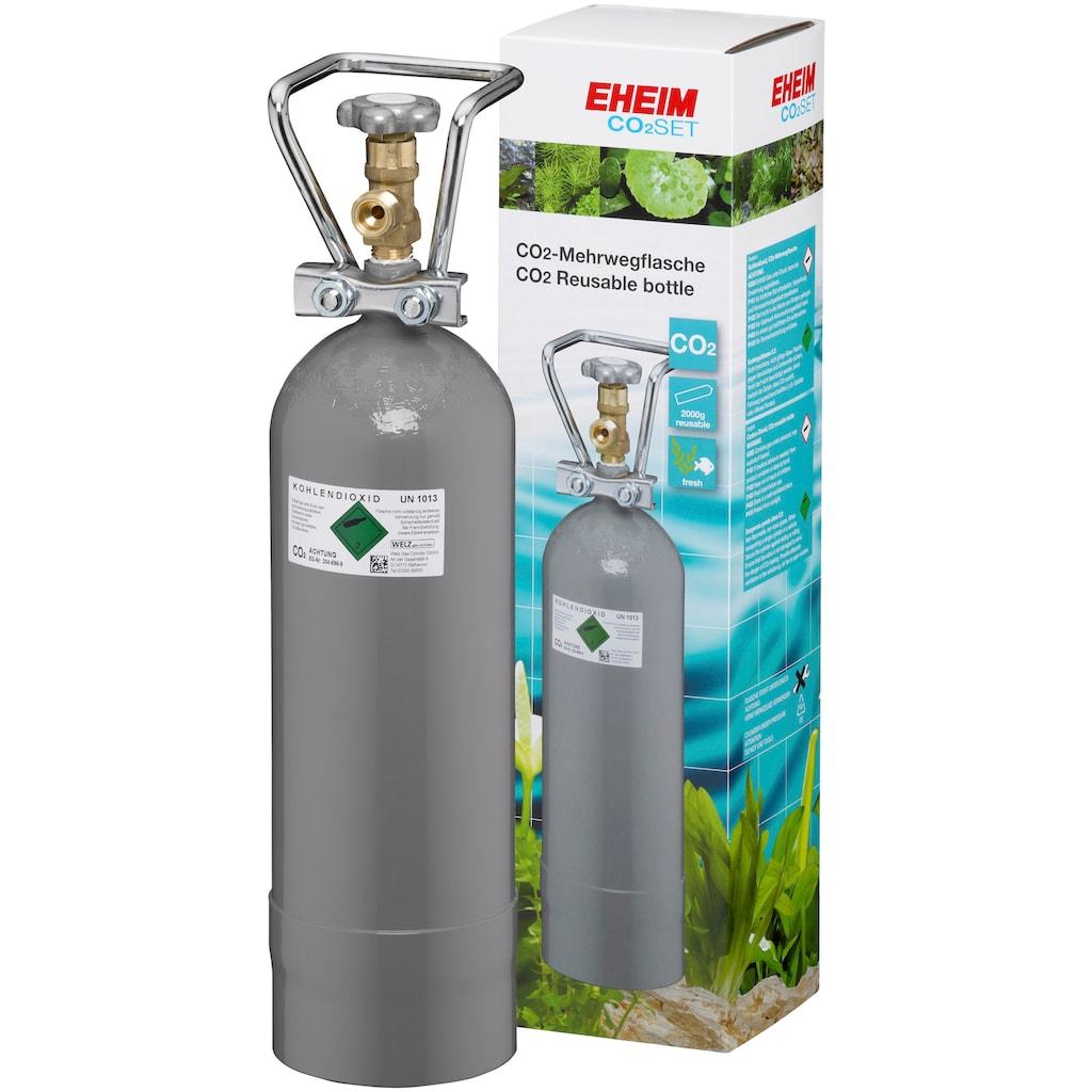EHEIM CO₂-Zylinder, 2000g Mehrweg