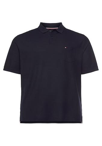 Tommy Hilfiger Big & Tall Poloshirt »BT-STRUCTURED POCKET REG POLO« kaufen