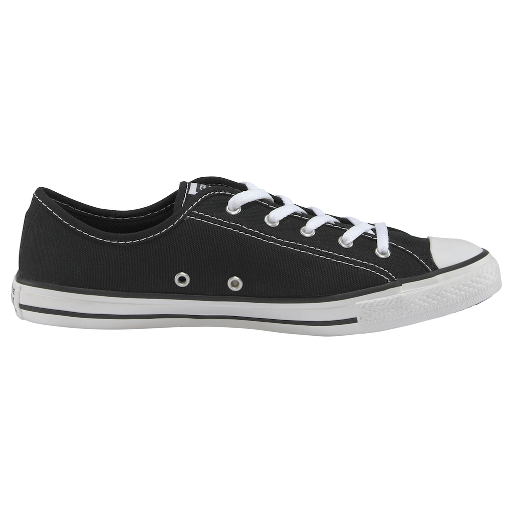 Converse Sneaker »Chuck Taylor All Star Dainty GS Basic Canvas Ox«