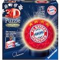 Ravensburger Puzzleball »Nachtlicht FC Bayern München«, mit Leuchtmodul inkl. LEDs; Made in Europe
