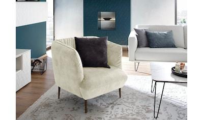 Villeroy & Boch Sessel »ELLA«, Füße Bronze pulverbeschichtet kaufen
