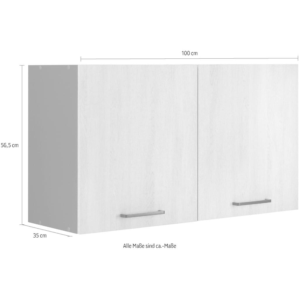 wiho Küchen Hängeschrank »Esbo«, 100 cm breit