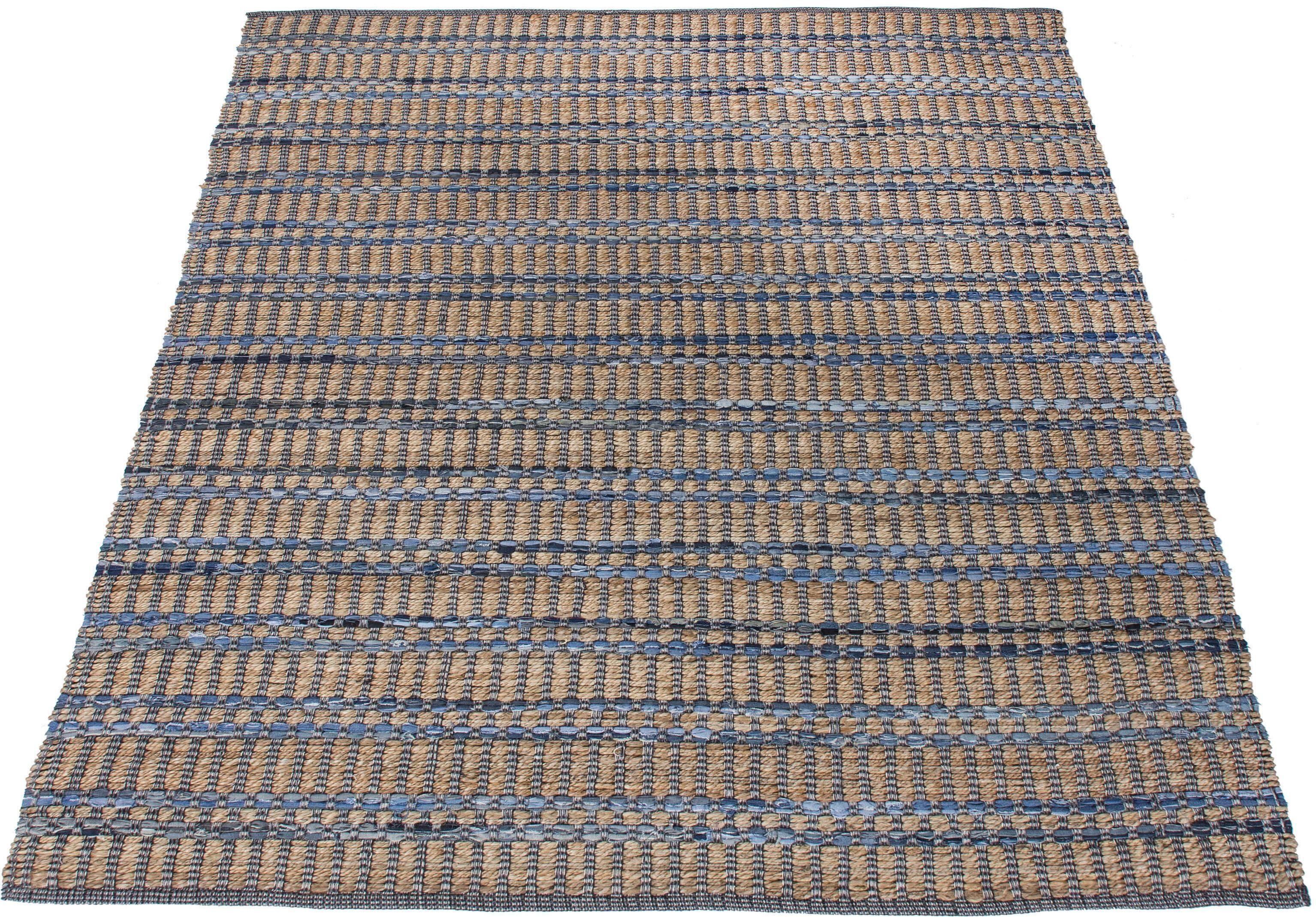 Teppich Robin DELAVITA rechteckig Höhe 14 mm Naturprodukt