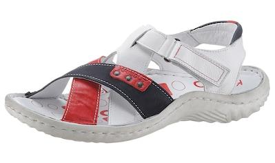 KRISBUT Sandale, mit Klettverschluss kaufen