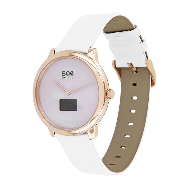 X-Watch HJybride smartwatch mit analoger Zeitanzeige und Touch-Display »SOE XW PURE LIGHT«