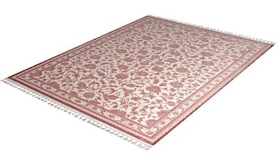 Teppich, »Delüks 6896«, Sanat, rechteckig, Höhe 14 mm, maschinell gewebt kaufen