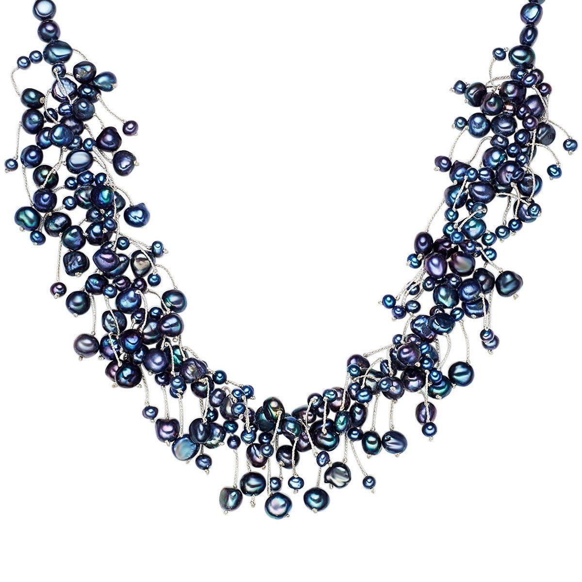 Valero Pearls Perlenkette X101 | Schmuck > Halsketten > Perlenketten | Valero Pearls