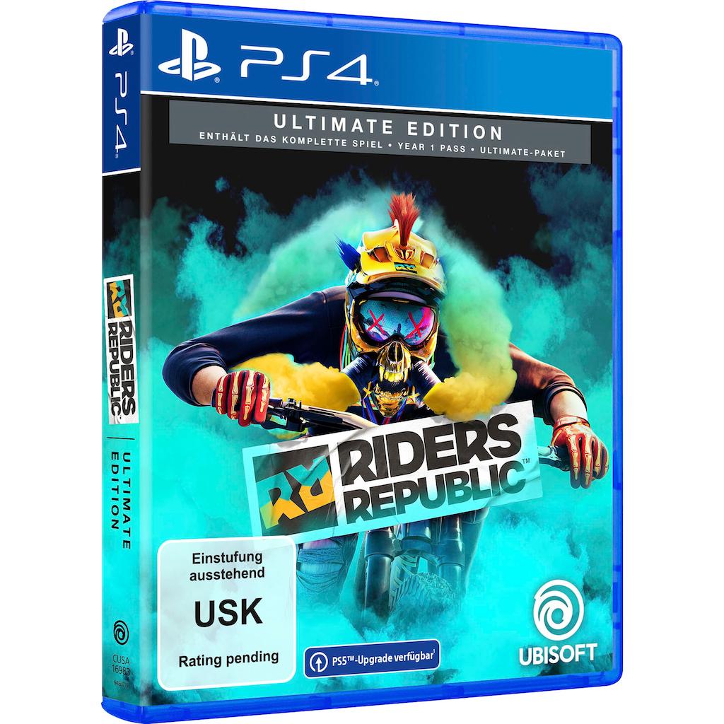 UBISOFT Spiel »Riders Republic Ultimate Edition«, PlayStation 4