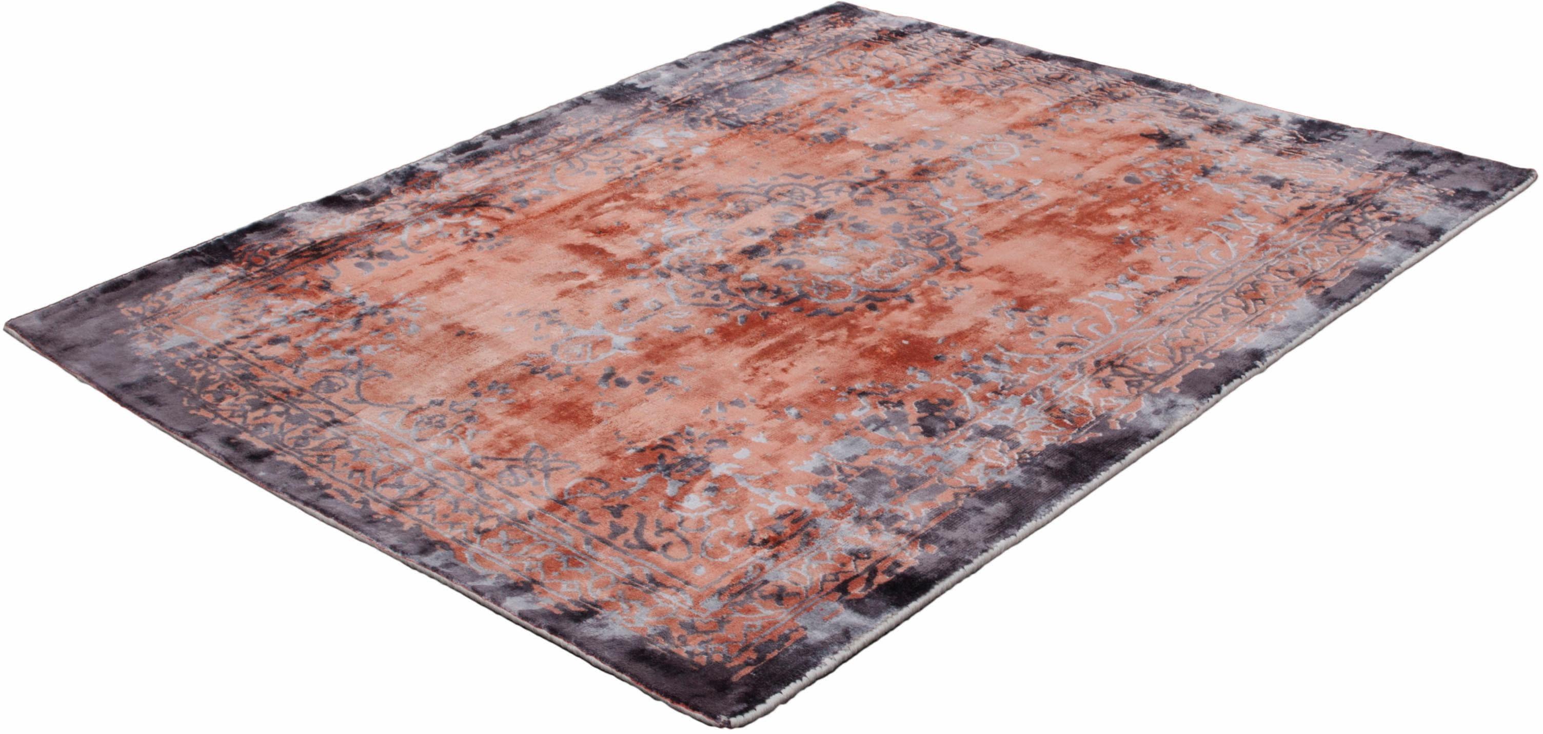 Teppich Boutique 903 LALEE rechteckig Höhe 14 mm handgewebt