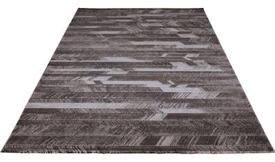 Festival Teppich »Mykonos«, rechteckig, 8 mm Höhe, Kurzflor, Wohnzimmer kaufen