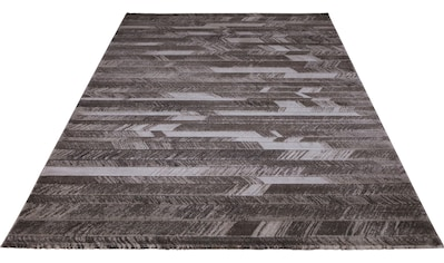 Teppich, »Mykonos«, Festival, rechteckig, Höhe 8 mm, maschinell gewebt kaufen