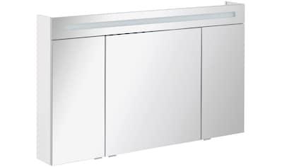 FACKELMANN Spiegelschrank »CL 120  -  weiß«, Breite 120 cm, 3 Türen kaufen
