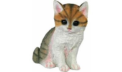 Home affaire Tierfigur »Katze sitzend, H: 22 cm« kaufen