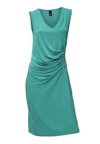 Jerseykleid in Wickel - Optik kaufen