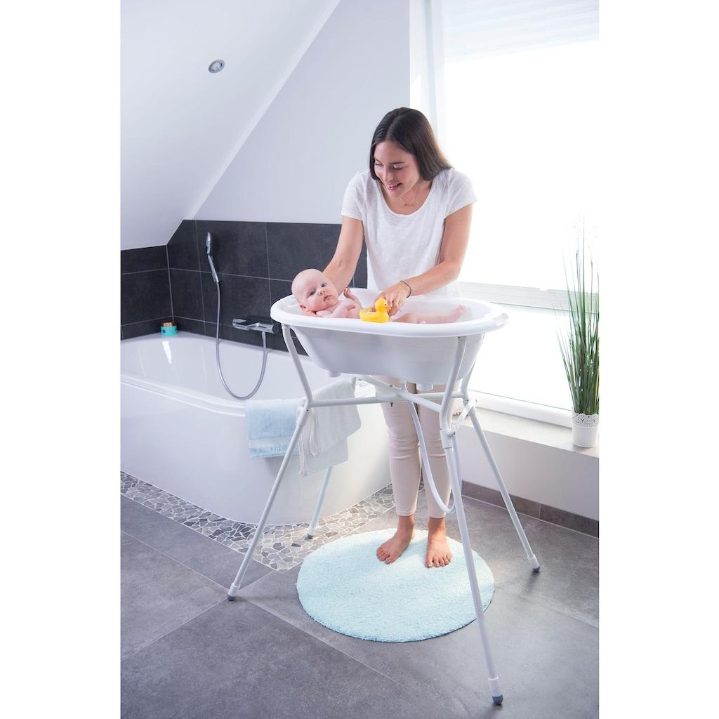 Rotho Babydesign Babywanne »Pflegeset mit Wannenständer«, ; Made in Germany