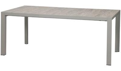 SIENA GARDEN Tisch »Silva«, Aluminium, 180x100 cm kaufen