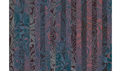 Consalnet Vliestapete »Buntes Muster/Streifen«, Streifen kaufen