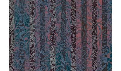 Consalnet Papiertapete »Buntes Muster/Streifen«, Streifen kaufen