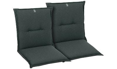 Sesselauflage, (2er Set), (L/B): ca. 100x50 cm kaufen