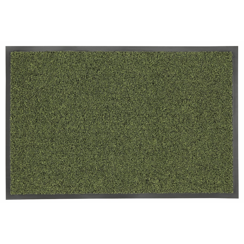 HANSE Home Fußmatte »Green&Clean«, rechteckig, 8 mm Höhe, Schmutzfangmatte, rechteckig