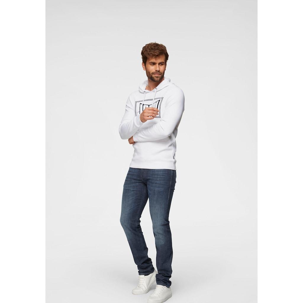"Joop Jeans 5-Pocket-Jeans »MODERN FIT ""Mitch""«, individuelle Abriebeffekte, jede Jeans ein Unikat"
