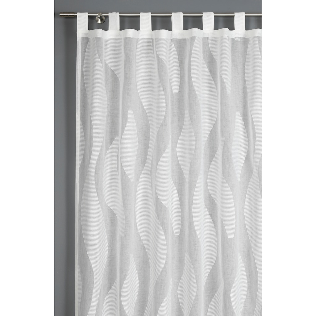 GARDINIA Vorhang »Scherli«, HxB: 245x140