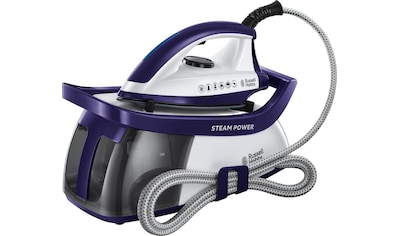 RUSSELL HOBBS Dampfbügelstation Power Steam 24440 - 56, 2600 Watt, 1300 ml Wassertank, 2600 Watt kaufen