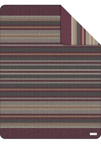 s.Oliver Wohndecke »Jacquard Decke s.Oliver«, im Mustermix kaufen