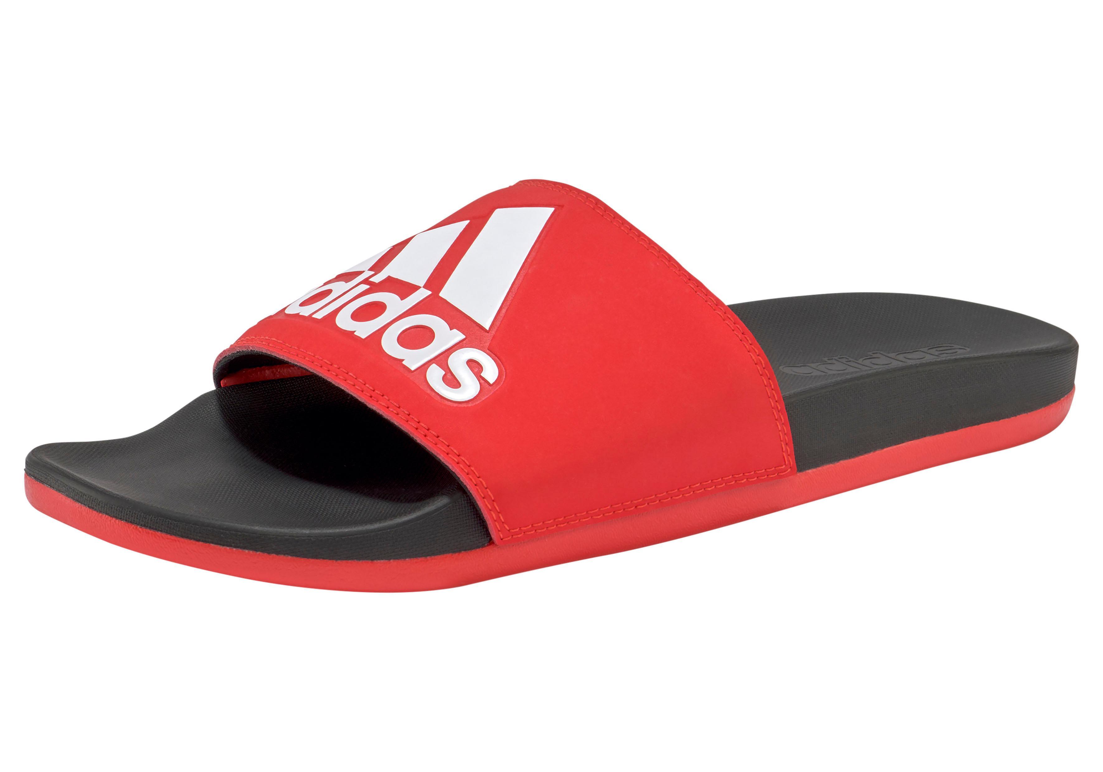 adidas Performance Badesandale Adilette Comfort rot Strandschuhe