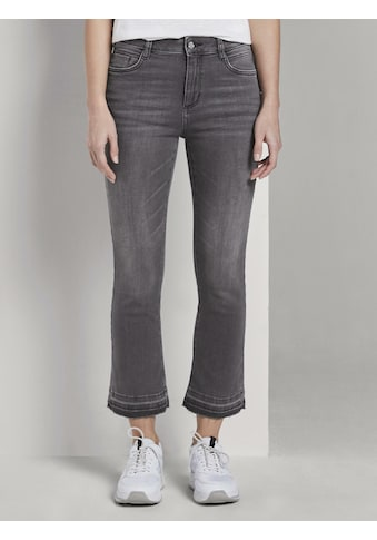 TOM TAILOR Bootcut - Jeans »Kate Kick Flare Jeans« kaufen