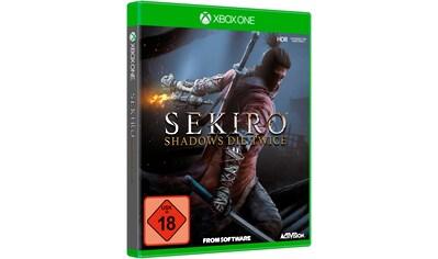 Activision Spiel »SEKIRO - Shadows Die Twice«, Xbox One kaufen