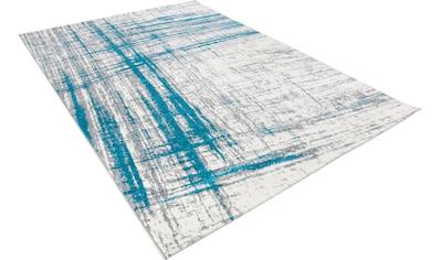 Andiamo Teppich »Cote d´Azur«, rechteckig, 7 mm Höhe, Kurzflor, modernes Design, Wohnzimmer kaufen