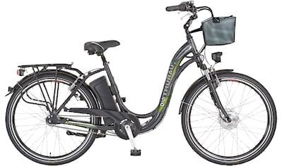 Didi THURAU Edition E - Bike »Alu City Comfort 7 Plus«, 7 Gang Shimano Nabenschaltung, Frontmotor 250 W (mit Schloss) kaufen