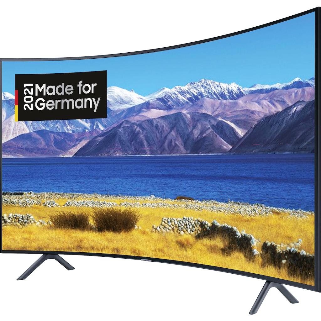 "Samsung Curved-LED-Fernseher »GU65TU8379U«, 163 cm/65 "", 4K Ultra HD, Smart-TV"