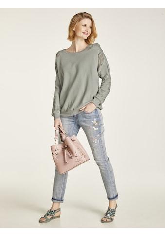 Boyfriend - Jeans Calea mit Stickerei kaufen