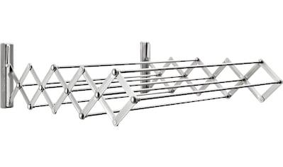 Juwel Wandwäschetrockner »Ruck Zuck 80«, 6,7 m Trockenlänge, Scherenauszug kaufen