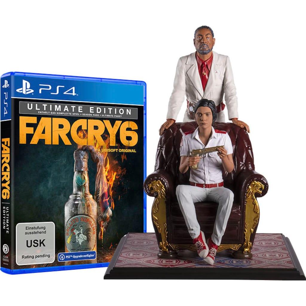 UBISOFT Spiel »Far Cry 6 Ultimate Edition + Antón & Diego Castillo Figur«, PlayStation 4