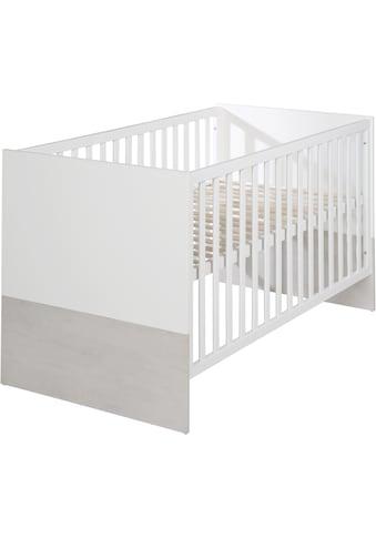 roba® Babybett »Julia«, Kinderbett, Gitterbett kaufen