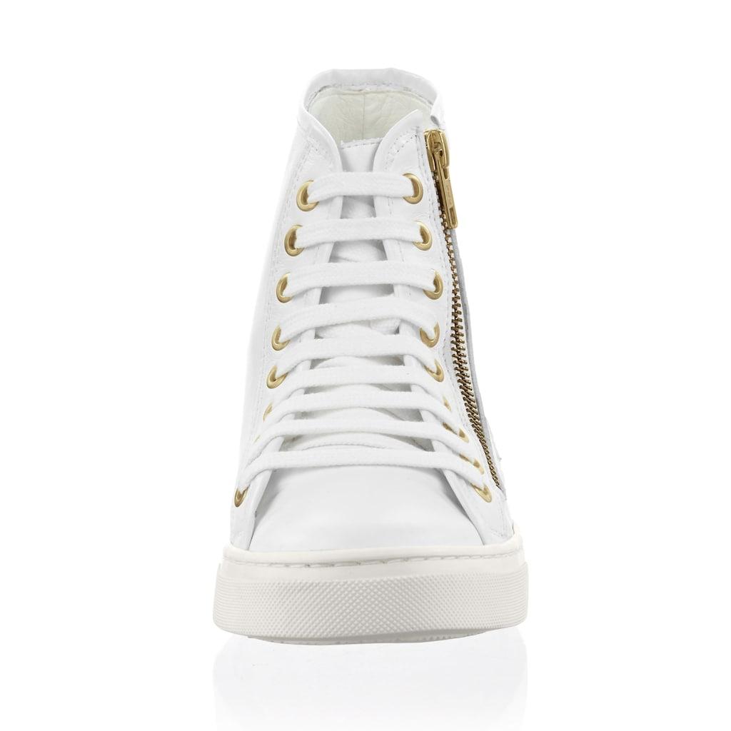 Alba Moda Sneaker, mit seitlichen Details