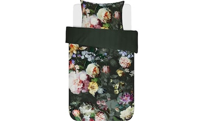 Essenza Wendebettwäsche »Fleur«, mit Blüten kaufen
