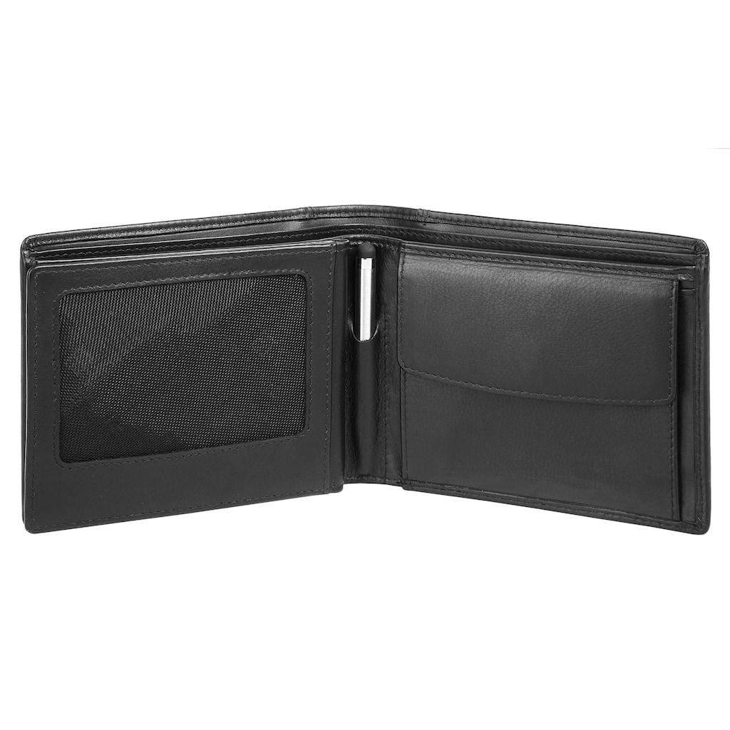 BODENSCHATZ Geldbörse »PRINESS«, 2fach klappbar