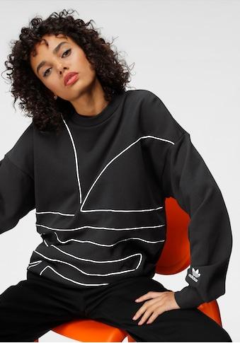 adidas Originals Sweatshirt »LARGE LOGO SWEAT« kaufen