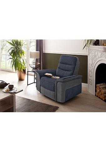 DELAVITA Relaxsessel »Maldini«, mit elektrischer Relaxfunktion und... kaufen