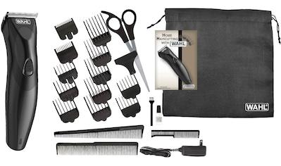 Wahl Haar- und Bartschneider »9639-816 Haircut & Beard«, 12 Aufsätze, präzisiongeschliffener und abwaschbarer Schneidsatz kaufen
